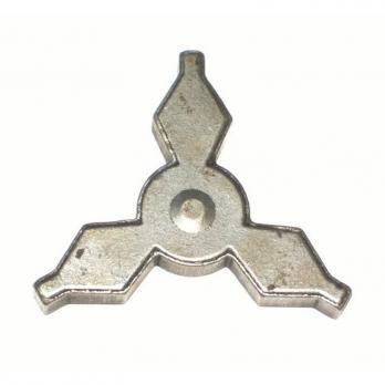 Запасной трехлучевой толкатель привода свободной размотки троса для ATV лебедок
