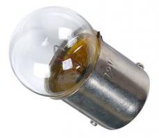 Лампа поворота G18 12V 10W цоколь 1 конт.