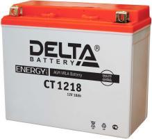 Аккумулятор Delta CT 1218 18(Ач)