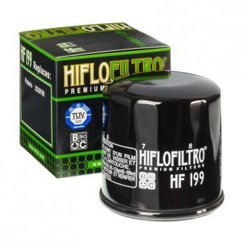 Масляный фильтр HiFlo HF199