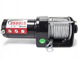 Master Winch PM3500 стальной трос