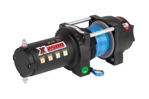 Master Winch X2500S синтетический трос