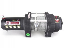 Master Winch X3000 стальной трос