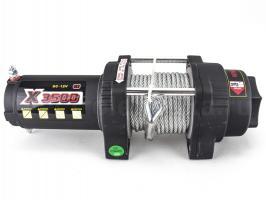 Master Winch X3500 стальной трос