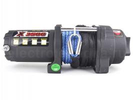 Master Winch X3500S синтетический трос