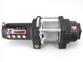 Master Winch X4000 стальной трос