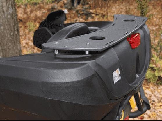 Багажник для моделей Touring, Touring Polaris EPS Outlander Max 2013
