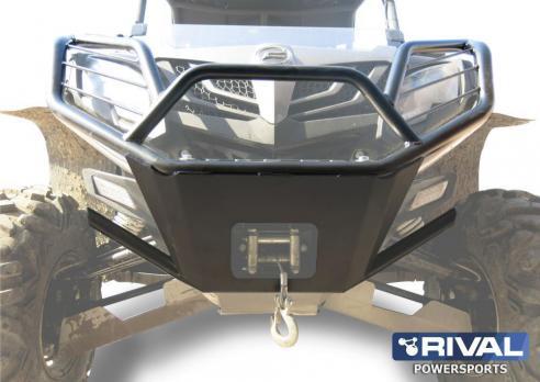 Бампер передний + крепления CF-MOTO Z8 (2013-)
