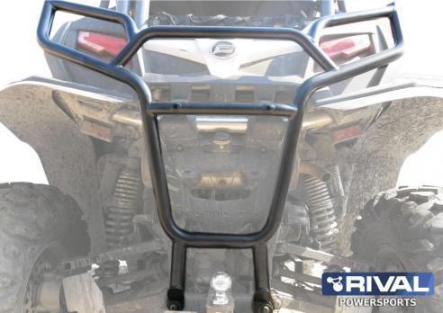 Бампер задний + крепления CF-MOTO Z8 (2013-)