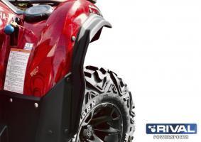 Расширители колёсных арок Rival для квадроциклов Yamaha Grizzly