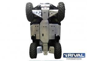 Polaris ATV Sportsman Touring 500 H.O (7 частей)