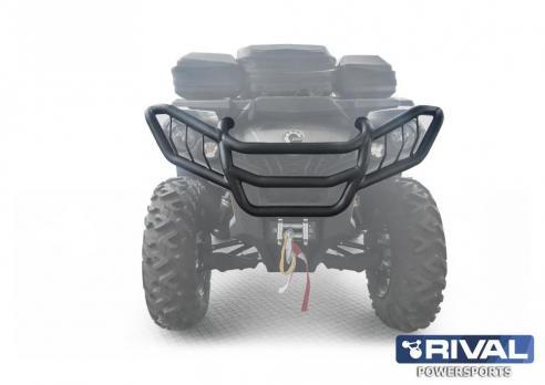 Бампер передний BRP Outlander G2 (2012-) + комплект крепежа