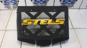 Комплект выноса радиатора для Stels Leopard 600 Litpro стальной