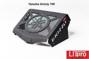 Алюминиевый комплект выноса радиатора Litpro Yamaha Grizzly