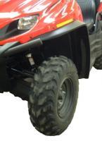 Расширители арок для квадроцикла Kawasaki Teryx Direction 2 Inc