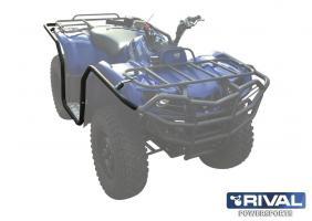 Защита боковая Yamaha Grizzly 350 (2011-) + комплект крепежа