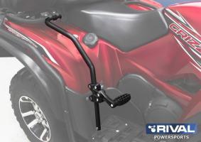 Защита задних крыльев Yamaha Grizzly Kodiak 2015 + комплект крепежа