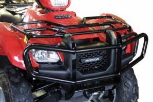 """Бампер для квадроцикла Honda TRX500 """"Quadrax"""" Elite, передний"""
