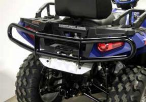 """Бампер для квадроцикла Polaris Sportsman XP 550/850 Touring '09-14 """"Quadrax"""" Elite, задний"""